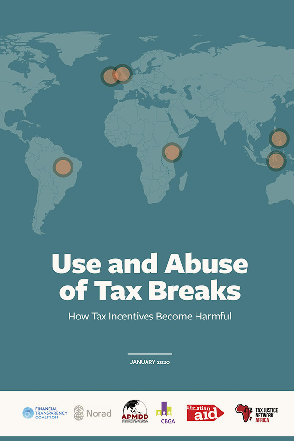 Use and Abuse of Tax Breaks: How Tax Incentives Become Harmful